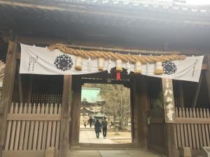 毎年恒例になった八栗寺へ